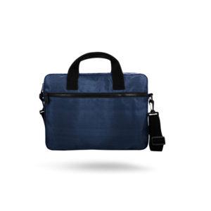 Besace-affaires-Bleu-100 % recyclée