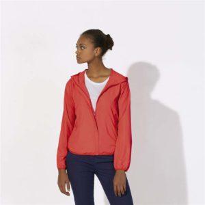 veste coupe vent femme en polyester recyclé, Stella Winds