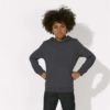 sweat-shirt à capuche, enfant, unisexe, 220 g/m2, coton biologique