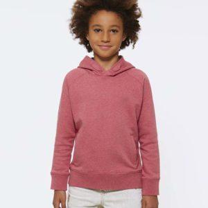 sweat-shirt unisexe, enfant, 280 g/m2, coton biologique