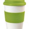 Mug en bioplastique composite vert adegem la fibre verte