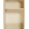 Lunch box bioplastiques composite en fibre de blé Adegem La Fibre Verte