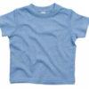 T-shirt bébé bleu chiné Adegem La Fibre Verte.jpg